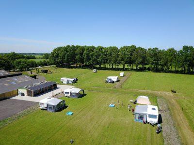 Camping en ijsboerderij De Rozehoeve